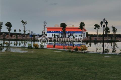 Với 650 triệu sỡ hữu ngay lô đất dự án Mega City 2, huyện Nhơn Trạch.