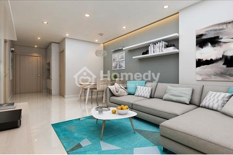 Cần bán gấp căn hộ 2 phòng ngủ, 2 wc, 65m2 giá 1,07 tỷ có nội thất, có quần thể tiện ích