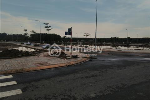 Cần bán lô đất mặt tiền Tôn Đức Thắng, gần Ngã 3 Nhơn Trạch, sổ đỏ thổ cư 100%.