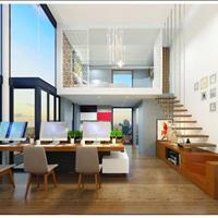 Bán căn hộ cao cấp 2 phòng ngủ, 2 WC La Astoria Quận 2 có lửng, full nội thất, nhà mới rất đẹp