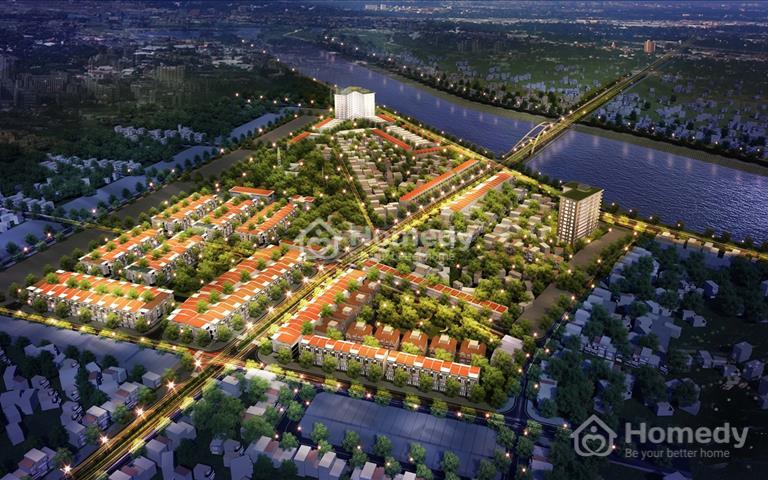Bán lô đất khu đô thị VCN Phước Long – Nha Trang, đường C1 giá 35 triệu/m2