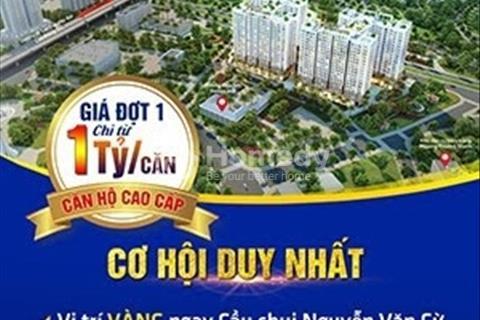 Cơ hội đầu tư cực sốc tại Hà Nội Homeland chỉ với 360 triệu đợt đầu