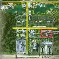 Bán suất ngoại giao 2 căn góc mặt tiền đường 68m nhà phố 7 tầng chủ đầu tư BIM Phú Quốc