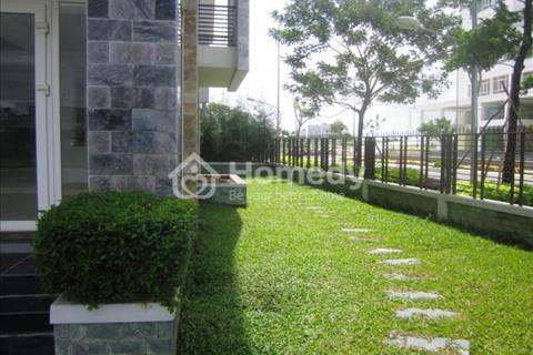 Bán biệt thự Ngân Long, Nguyễn Hữu Thọ, liền kề Phú Mỹ Hưng, 400m2, giá 12,3 tỷ, sổ hồng