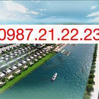 One River Villas - phân khu biệt thự đẳng cấp ven sông Cổ Cò, chiết khấu 8% lợi nhuận khủng 30%/năm