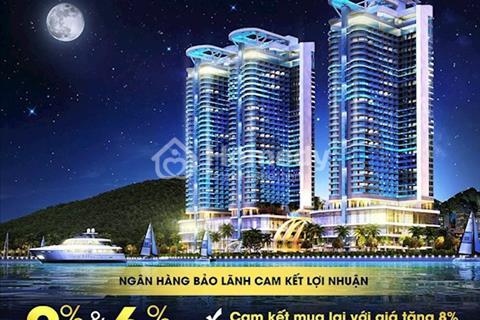 Swisstouches La Luna Resort Nha Trang Condotel duy nhất tại Việt Nam sở hữu bến du thuyền quốc tế