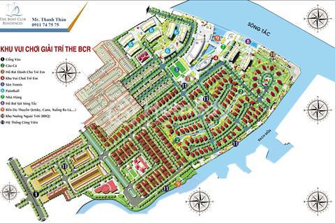 Cần bán 4 lô đất The Boat Club Residence Quận 9, khu du lịch biệt thự nghỉ dưỡng hiện hữu, đã có sổ