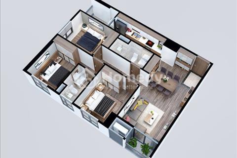 Căn 3 phòng ngủ tại Mỹ Đình giá chỉ 1,6 tỷ - Bàn giao full nội thất - Full tiện ích - Chiết khấu 3%