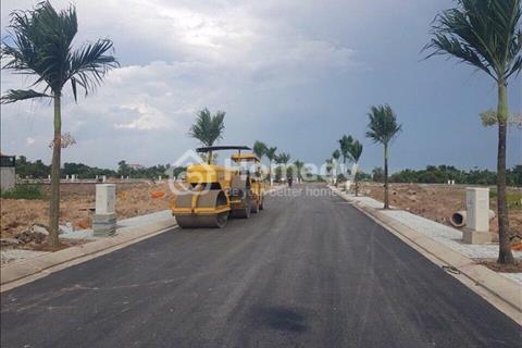 Công bố 263 nền nhà phố ngay ngã tư Tân Quy - Mặt tiền tỉnh lộ 8 Củ Chi