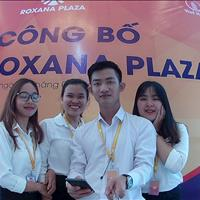 Căn hộ cao cấp Roxana Plaza 970 triệu - trả trước 317 triệu/căn, ngân hàng hỗ trợ vay 70%