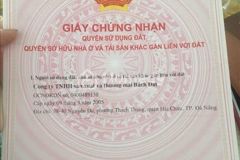 Đất nền nam Đà Nẵng, kề Cocobay, để nhận chiết khấu cùng giá hấp dẫn trong 7 ngày duy nhất