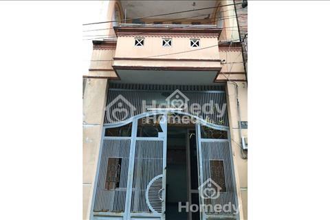 Nhà mặt tiền đường Trần Văn Khánh, 4x22m, trệt 2 lầu sân thượng, giá 20 triệu/tháng