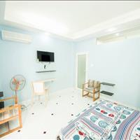 Căn hộ full nội thất Phạm Văn Hai không gian xanh ngay phòng ngủ