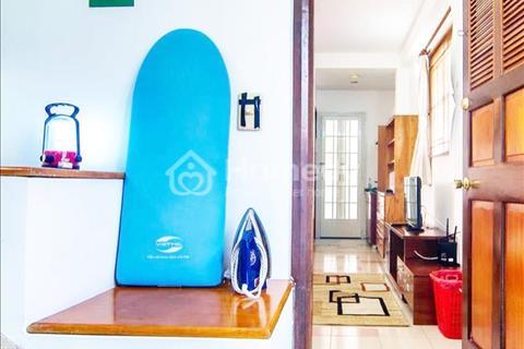 Cho thuê căn hộ full nội thất Thủ Khoa Huân Quận 1 có thang máy