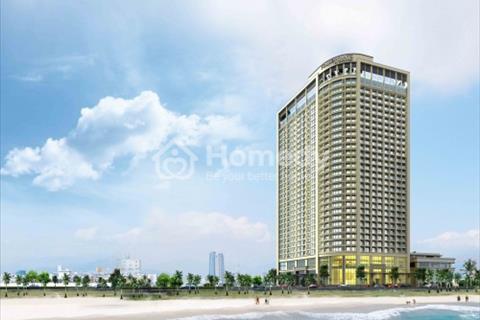 Căn hộ tầng 28 Luxury Apartment 78.6m2 view biển 2 phòng ngủ mát mẻ - đầu tư cam kết 8%/năm