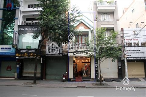 Cho thuê nhà mặt tiền 111 Trần Quốc Thảo, Quận 3