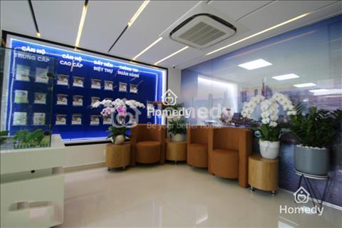 Cho thuê 2 sàn toà nhà văn phòng Phú Hoàng Building, mặt tiền 11 Hồ Xuân Hương