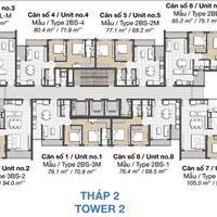 Chủ nhà gửi bán căn hộ Palm Heights Quận 2 85m2 2 phòng ngủ