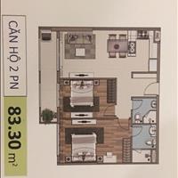 Kingston Residence bán căn hộ 2 phòng ngủ với diện tích 83m2 full nội thất