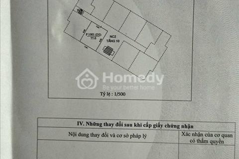 Chính chủ cần bán căn hộ tầng 10 chung cư Coma18, phường La Khê, Hà Đông