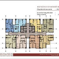 Bán căn 05 đẹp nhất tòa N01T3 Ngoại Giao Đoàn, diện tích 131,4m2