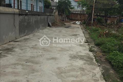 Bán lô đất phía sau khu công nghiệp Tân Phú Trung, 75m2, giá 679 triệu