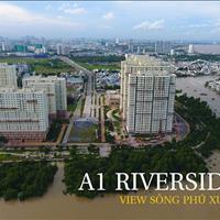 Căn hộ xanh - Không gian xanh ngay khu trung tâm Sài Gòn
