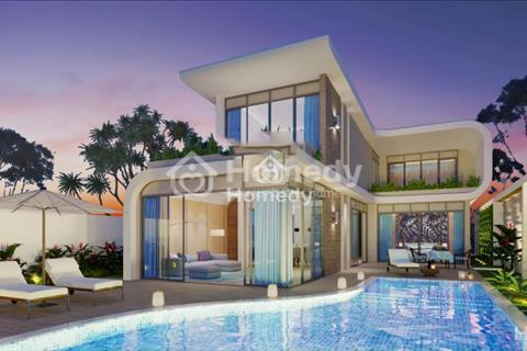Biệt thự Mystery mặt tiền biển Bãi Dài, lợi nhuận liền tay 19%, full nội thất, 7,4 tỷ/240m2