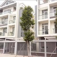 Nhà phố 2 mặt tiền kinh doanh khu dân cư Jamona Golden Silk - 126m2, 1 trệt 3 lầu, 2 cửa thoáng
