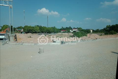 Bán nhanh lô đất Shophouse ngay mặt đường quốc lộ Cải Đan, Sông Công dự án Diamond City