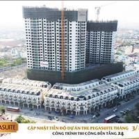 Thanh toán 50% căn hộ nhận The PegaSuite căn 75m2, view hồ bơi tràn, nhận nhà cuối tháng 12