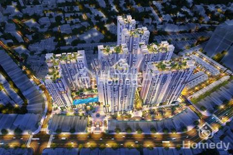 Bán căn hộ thuộc tầng đẹp nhất dự án Hado Centrosa, Quận 10, tòa Orchid, Iris