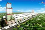 PGT City nằm ngay mặt tiền đường 60m Nguyễn Sinh Sắc giao đường Hoàng Thị Loan, phường Hòa Minh, quận Liên Chiểu, Đà Nẵng.