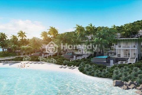 Biệt thự 3 phòng ngủ thuộc cụm VIP 50 - Sun Group Phú Quốc, giá 43 tỷ