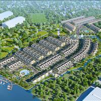 Chính thức nhận cọc giai đoạn 2 dự án nhà phố - biệt thự Trần Anh Riverside, CK 8%, tặng 5 chỉ vàng