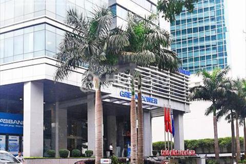 Văn phòng cho thuê, tòa nhà Green Power, đường Tôn Đức Thắng, Quận 1, diện tích 107m2
