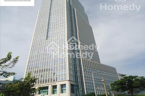 Cho thuê văn phòng hạng A, Vietcombank Tower, Công Trường Mê Linh, Quận 1, 465m2