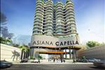 """Tại Asiana Capella, chủ đầu tư sẽ """"xanh hóa"""" toàn bộ dự án để bảo đảm sự hòa quyện với thiên nhiên ở mọi góc nhìn."""