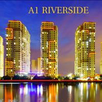 A1 Riverside 3 mặt giáp sông - Full nội thất - Nhận nhà ở ngay