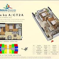 Chính chủ cần bán căn hộ 70,9m2 chung cư Gelexia 885 Tam Trinh, đang nhận nhà, có hỗ trợ trả góp