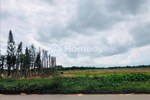 Cơ hội đầu tư đất nền Củ Chi, nằm ngay mặt tiền đường Võ Văn Bích, 5,5x15,5m, 1,4 tỷ, xây tự do