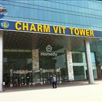 Tòa Charmvit Tower Trần Duy Hưng cho thuê văn phòng 190m2