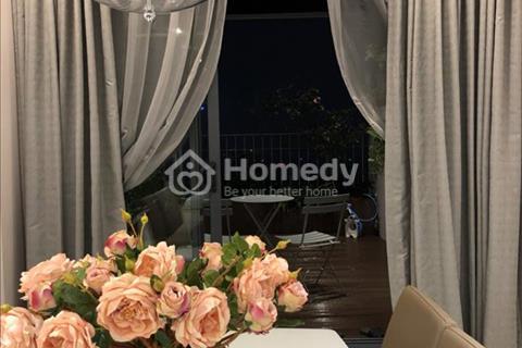 Cho thuê chung cư Dolphin 28 Trần Bình, tháp 3 - căn góc, 171m2, view bể bơi, nội thất nhập khẩu