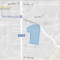 Dự án khu dân cư cao cấp Lợi Đạt nằm ở vị trí sầm uất