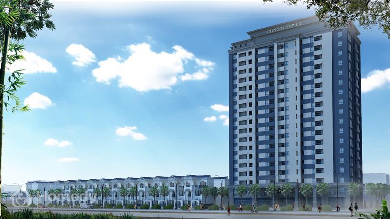 Dự án Cienco 4 Tower Nghệ An - ảnh giới thiệu