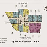Chính chủ chung cư CT36 Định Công, căn 1104, diện tích 100m2, giá 23 triệu/m2, chú Huy