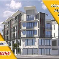 Shophouse duy nhất lô góc vị trí kinh doanh đẹp nhất 85m2 5 tầng mặt tiền 7m giá 11 tỷ