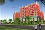 Khu vực khách sạn sang trọng nổi bật trong quần thể dự án với diện tích xây dựng khoảng 800m2 và tầng cao công trình là 8 tầng góp đáp ứng tối ưu nhu cầu nghỉ dưỡng của khách hàng mỗi khi đến Cửa Lò.