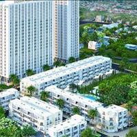 Nhà ở xã hội D'Gold Vĩnh Lộc, diện tích 35m2, 1 phòng ngủ, 1 WC, chỉ có 581 triệu/căn