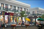 Phố chợ Thu Lộ được quy hoạch với quy mô gần 1,2 ha gồm 664 điểm kinh doanh với mô hình kết hợp chợ truyền thống và trung tâm thương mại.